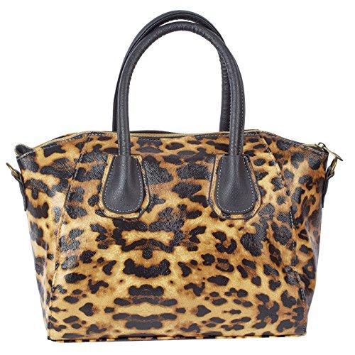 Betty Boop - Leopard Tresor Handtasche (Karactermania)