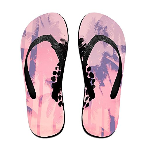Women Slippers for PTJHKET Kids Abstracted Men Pineapple Flip Flops TwqTYzfUA