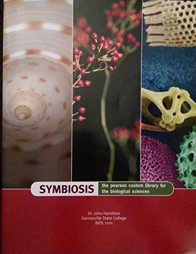 SYMBIOSIS the benjamin cummings custom laboratory program for the biological sciences. Gainesville State College Biol 1101