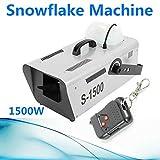 LYNICESHOP Snow Maker Machine Stage Flake Effect