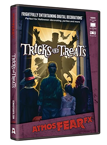 AtmosFEARfx Tricks and Treats Halloween Digital Decorations