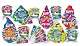 Beistle Party Personality Assortment for 10 People