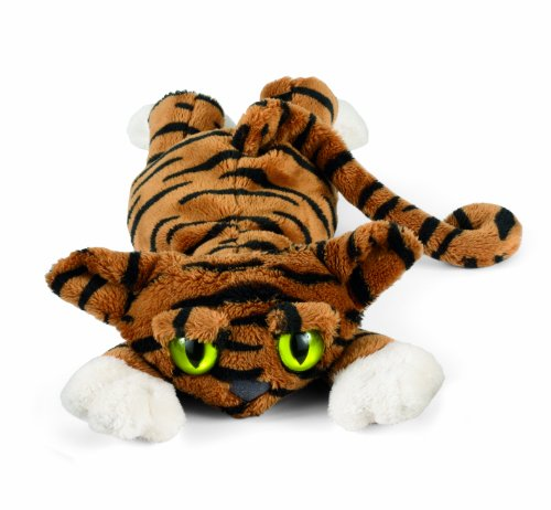 "Manhattan Toy Lanky Cats Tiger 14"" Plush"