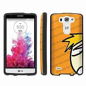 [ArmorXtreme] Designer Image Shell Cover Hard Case (Run) for LG G3 Vigor