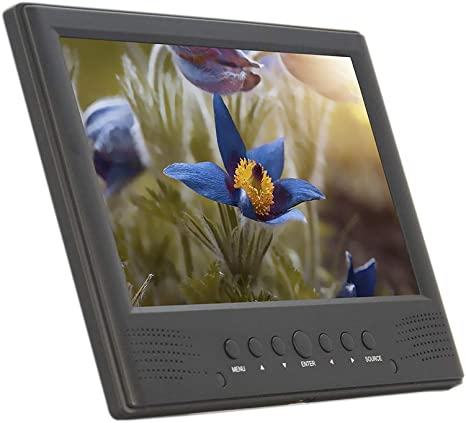 NZYMD TV Portátil 9 Inch Televisor Digital TFT LCD HD TV con ...