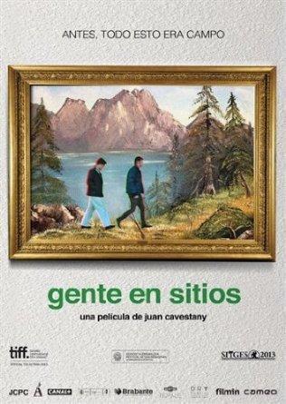 People in Places ( Gente en sitios ) [ NON-USA FORMAT, PAL, Reg.0 Import - Spain - In Sitio