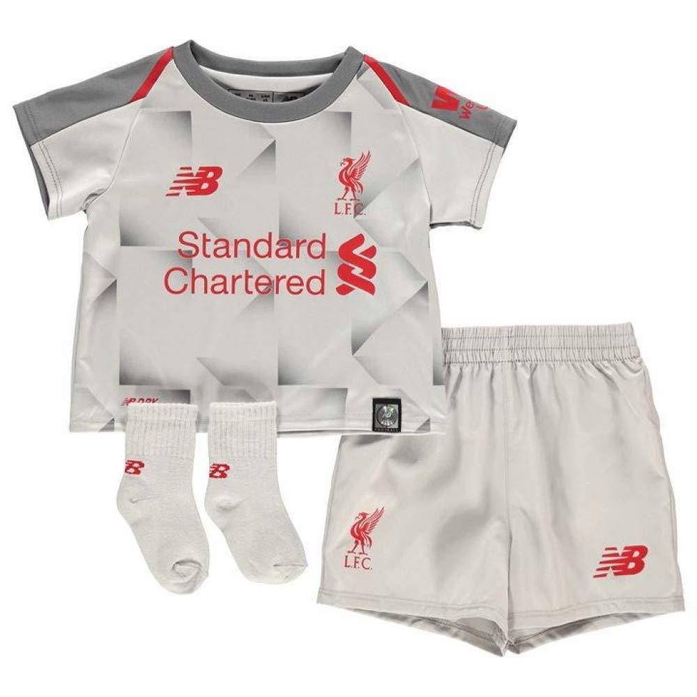New Balance 2018-2019 Liverpool Third Baby Kit