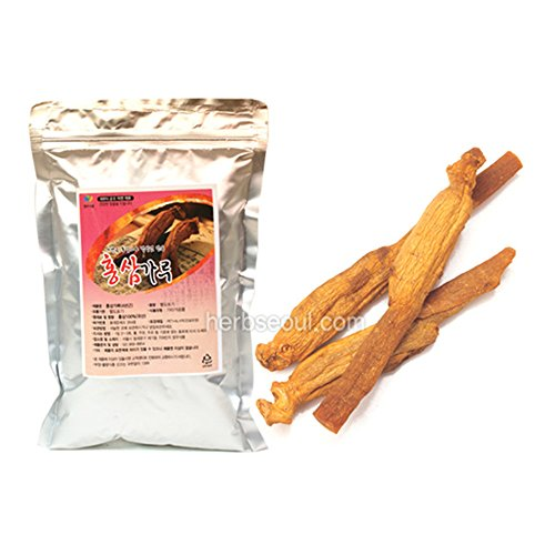 [Jeongwoodang]4 year old Red Ginseng Powder 10.6oz/Korean Ginseng Powder/For Supplement/For Skin/Super Food/홍삼/紅衫 Sold by Stylebang by Jeongwoodang