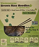 Star Anise Foods Vietnamese Brown Rice Noodles with Organic Green Tea — 8.6 oz (pack of 6) For Sale
