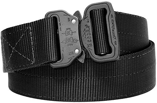 Cobra Quick Release Buckle Men's Tactical Belt -2 PLY 1.5