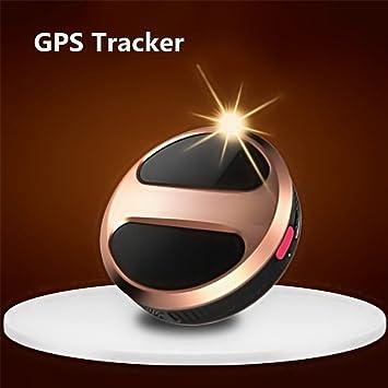 TKSTAR Mini GPS/GSM Tracker Plotter de tiempo real antirrobo para niños, personas mayores, animales, perros, equipaje, precisa de GPS localizador SOS App gratuita iOS & Android, tk08: Amazon.es: Electrónica