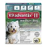 K9 Advantix II for dogs 11-20 pounds - 4 month supply by K-9 Advantix