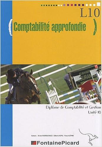 Comptabilité approfondie DCG10 pdf