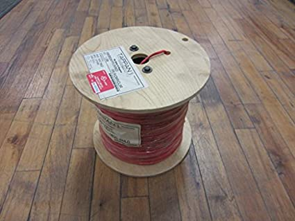 Tappan Wire And Cable 1880BB2M/FPLR/RED 1880BB2MFPLRRED Cable ...