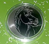 Russian Horse Silver Plated Challenge Ar