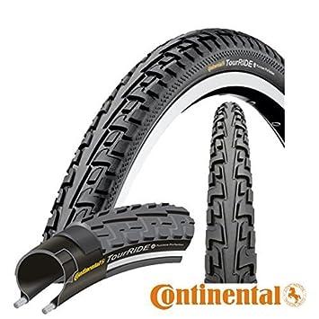 Pair Continental Tour Ride 700 x 42c Bike Tyres