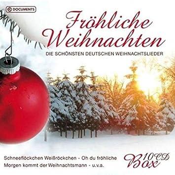 Lass uns fröhliche Weihnachtslieder singen