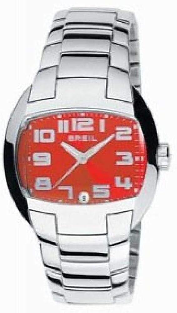 Breil 2519350919 - Reloj, Correa de Acero Inoxidable Color Gris