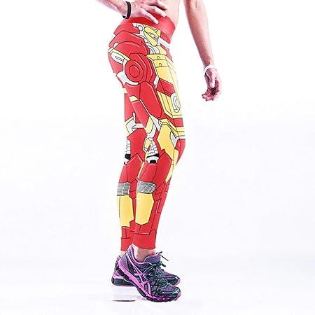 MAIMOMO Pantalones Pirata de Fitness para Mujer Pantalones de Yoga ...