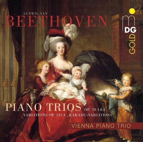 Vienna Piano Trio (Beethoven: Piano Trios Op 70 / Kakadu Variations)