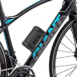 Bike Speaker, Jarv X97 Rugged Indoor / Outdoor Bluetooth Portable Wireless Speaker with Bike Mount Included - Water Resistance, Shockproof and Dustproof , with up to 10 hours of Play time - Black
