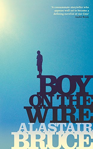 book cover of Boy on the Wire