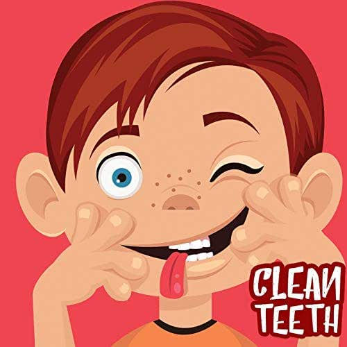 Clean Teeth: Book for children 4-7 years