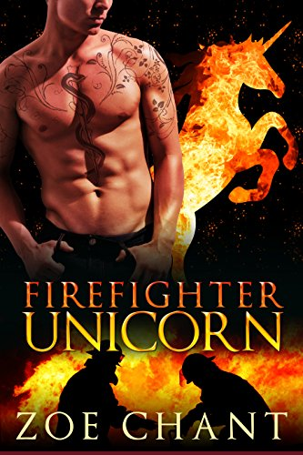 Firefighter Unicorn (Fire & Rescue Shifters Book 6) cover