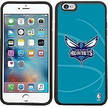 Charlotte Hornets - Basketball design on Black iPhone 6 Plus / 6s Plus Guardian Case