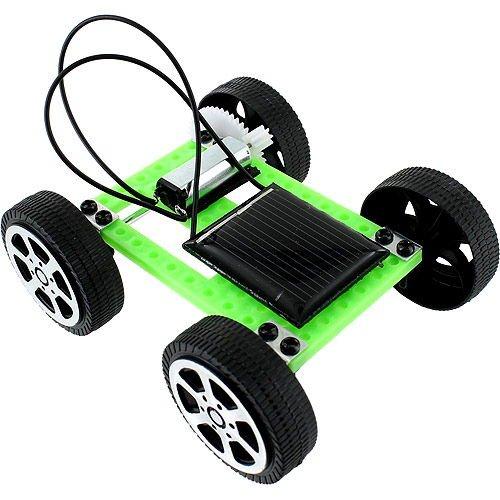 Solar DIY Micro Car Kit (Solar Race Car)