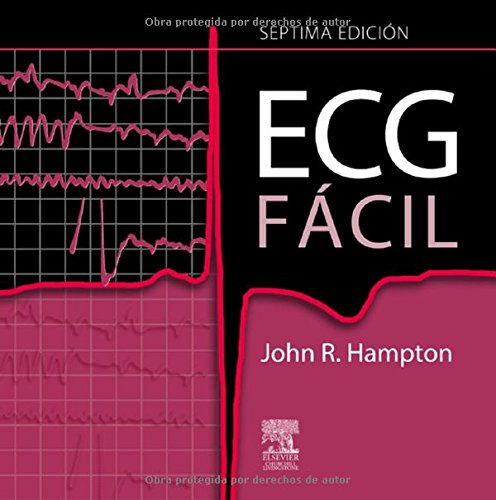 Ecg Fcil Amazon Jr Hampton Libros