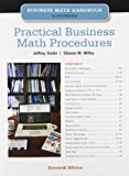 Practical Business Math Procedures Brief with Handbook and DVD, Slater, Jeffrey and Wittry, Sharon, 0077780639