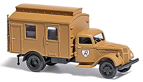 Busch 80023 Ford V8 G198 Staff Truck HO Scale Vehicle