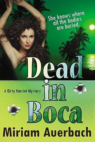 book cover of Dead in Boca