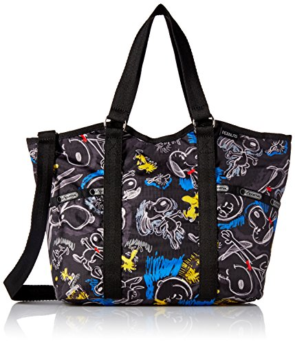 lesportsac-x-peanuts-small-carryall-shoulder-handbag-chalkboard-snoopy