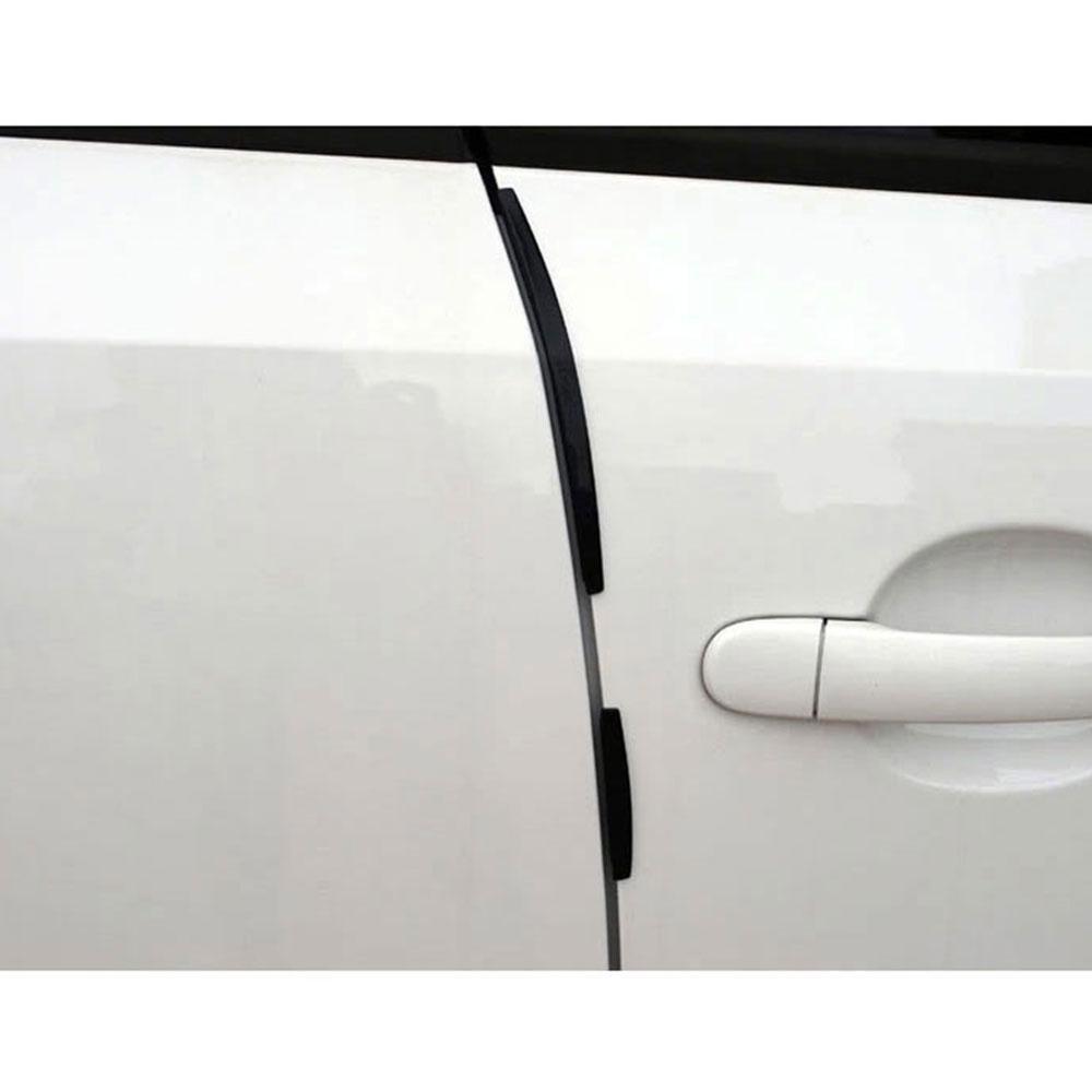 Teepao Car Door Guard bordo buffer Trim Guard Full Body striscia Protector per tutte le auto (nero , 8 pezzi) 8pezzi) 7025779659818