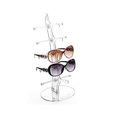 Abeillo Pratique amovible 5 couches lunettes Lunettes de soleil Présentoir Stand Rack glassd Outil de support SkK7T