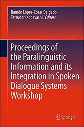 Proceedings of the Paralinguistic Information and its