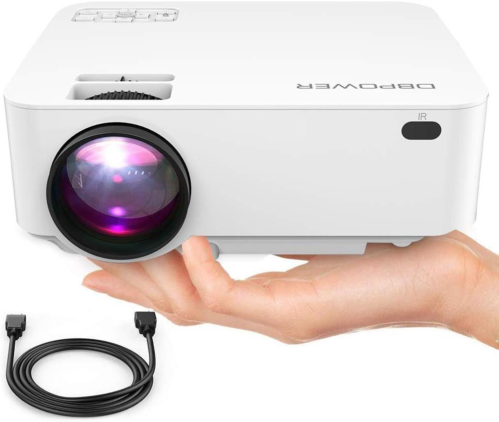 DBPOWER L12 Mini Projector
