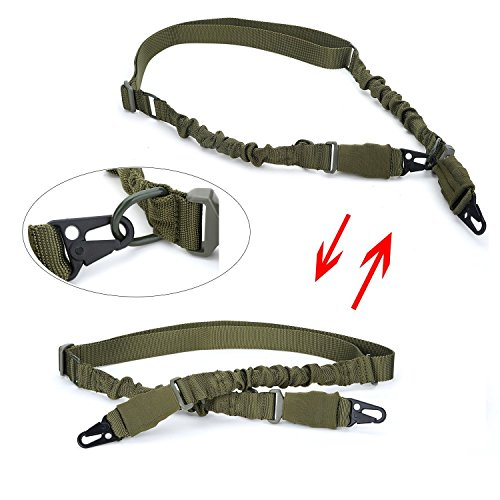 NIANPU Two Point and Traditonal Slings or Outdoor Sports, Hunting