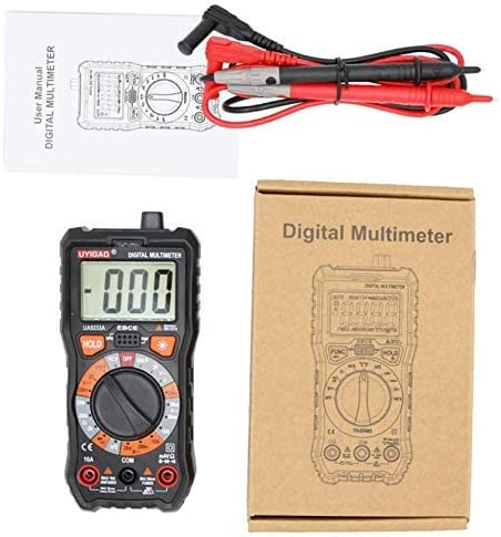 YIONGA CAIJINJIN Multimeter Multimeter Intelligent Multimeter Handheld Digital Multimeter Power Meter
