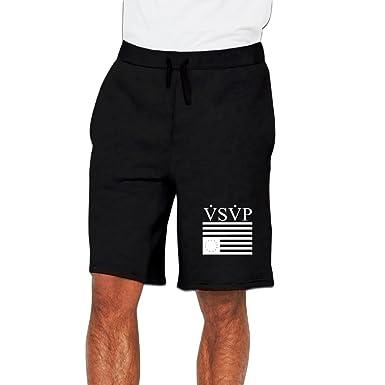 VSVP ASAP Rocky Trill lo antes posible Mens corto pantalones de ...