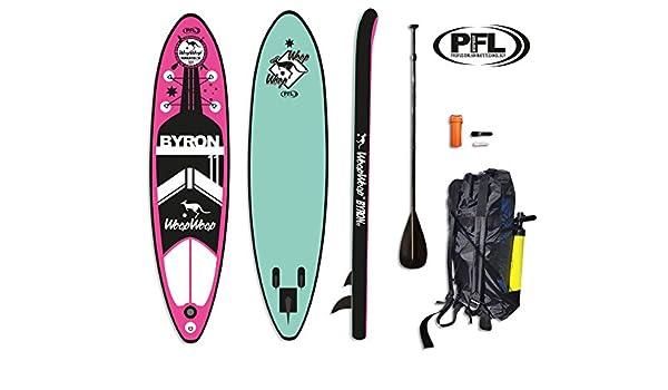 Woop Woop Tabla Paddle Surf Hinchable Byron 11 PFL SUPPFL13 ...