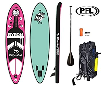 Woop Woop Tabla Paddle Surf Hinchable Byron 11 PFL SUPPFL13