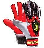 Brine King Match 2X Soccer Goalkeeper Gloves Goalie