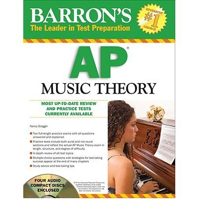 AP Music Theory (Barron's AP Music Theory) (Mixed media product) - Common