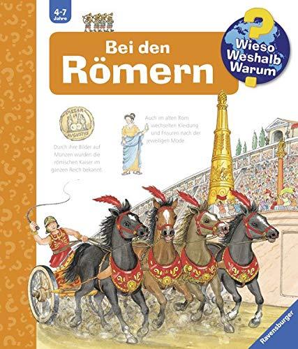 Price comparison product image Wieso Weshalb Warum 30: Bei den Römern