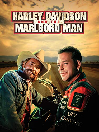 (Harley Davidson and the Marlboro Man)