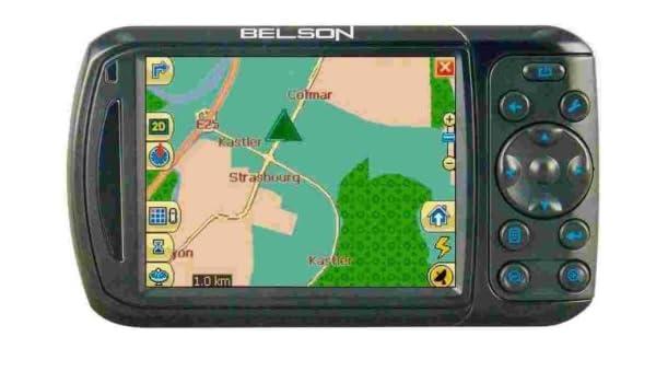 Belson Atlas II BNP-60 GPS navegador: Amazon.es: Electrónica