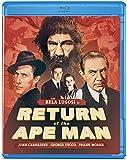 Return of the Ape Man [Blu-ray]